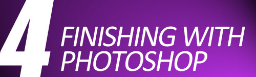 make your image pop by finishing it up in Photoshop
